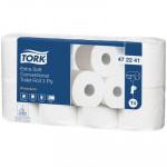 WC-PAPERI EXTRA SOFT 40 RLL TORK 3K T4